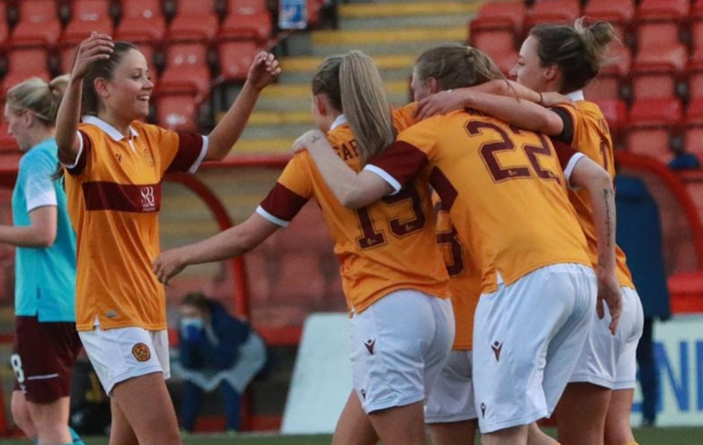 Big win in SWPL1 over Hearts