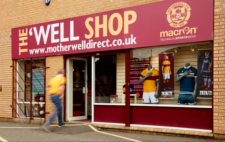 Half-price sale to reopen 'Well shop