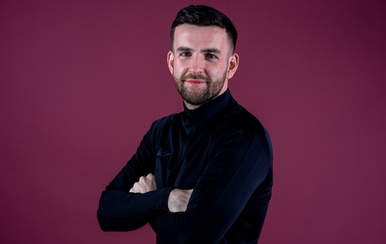 Liam Kelly bringing the noise to Fir Park