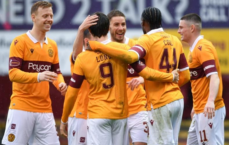 Motherwell 2-0 Kilmarnock