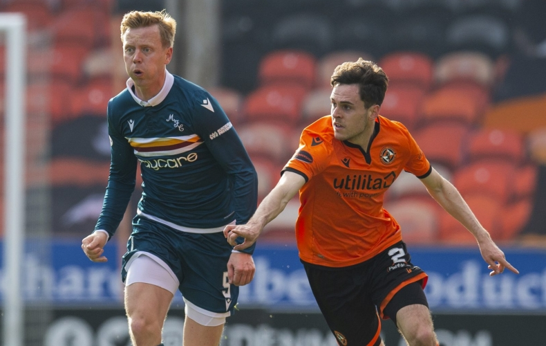 Dundee United 2-2 Motherwell