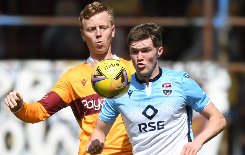 Motherwell 1-2 Ross County