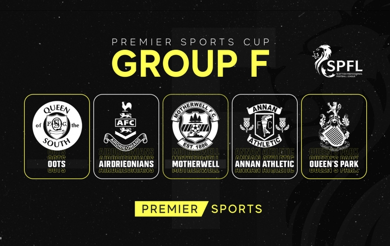 Premier Sports Cup draw