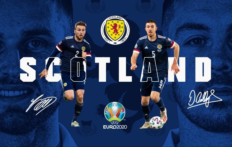 Motherwell pair in Scotland EURO 2020 squad