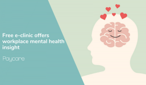 Free e-clinic offers workplace mental health insight