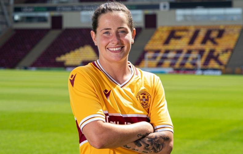 Jo Addie joins Motherwell