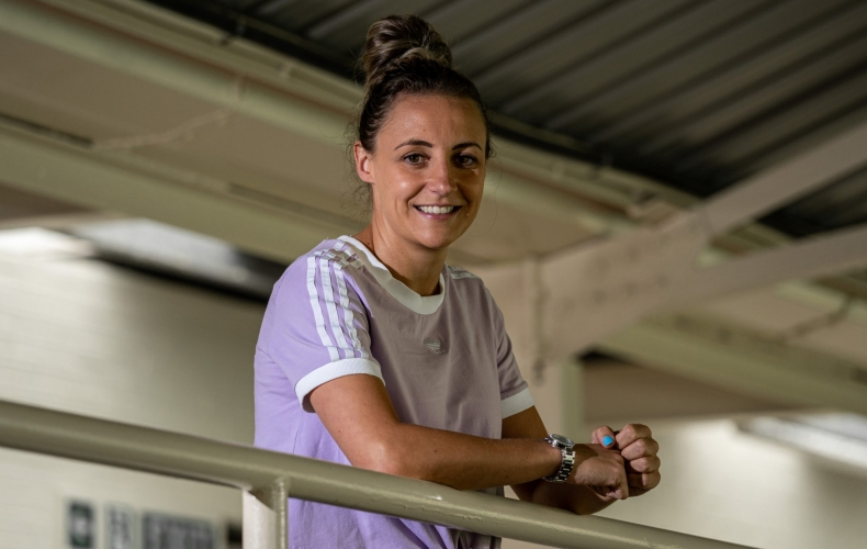 Gill Inglis appointed captain