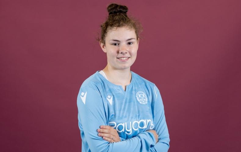 Katie Andrews joins Motherwell
