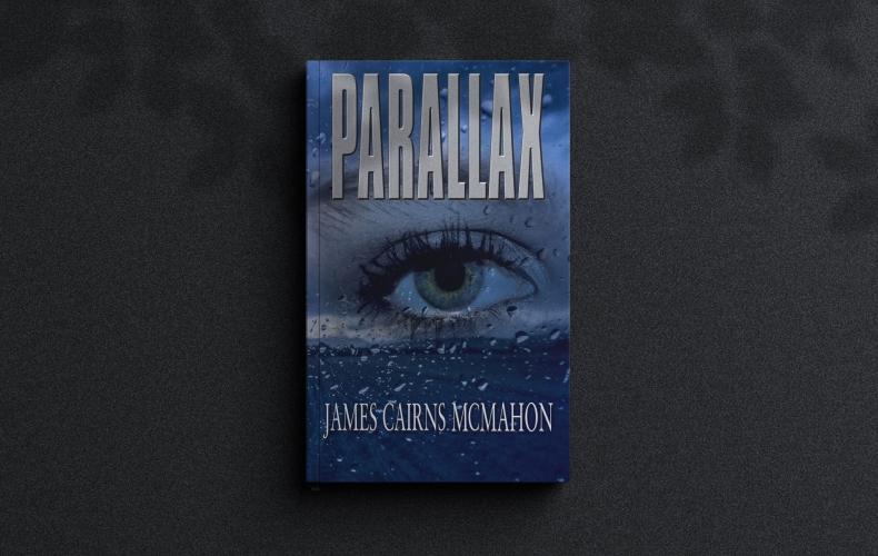 Chairman Jim McMahon pens thriller novel