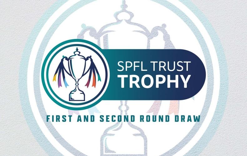 SPFL Trust Trophy draw
