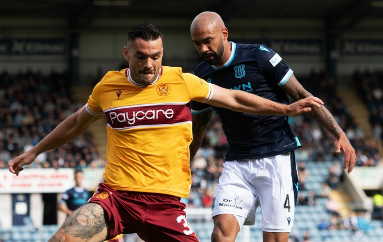 Dundee 1-0 Motherwell
