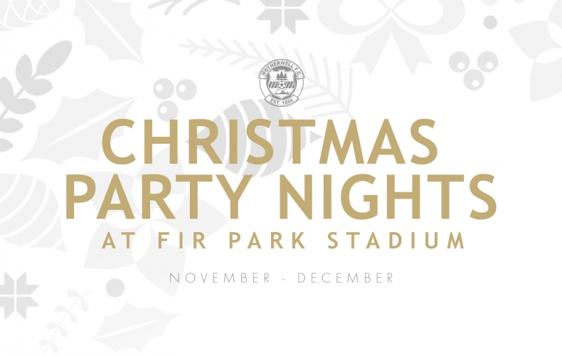 Christmas party nights are back