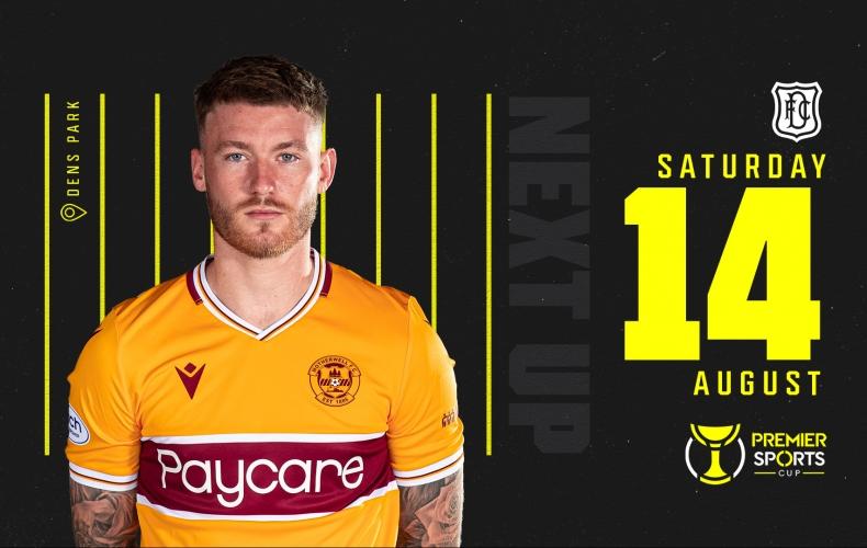 Next up: Dundee