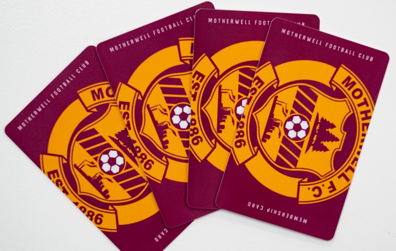 Collect your season ticket now