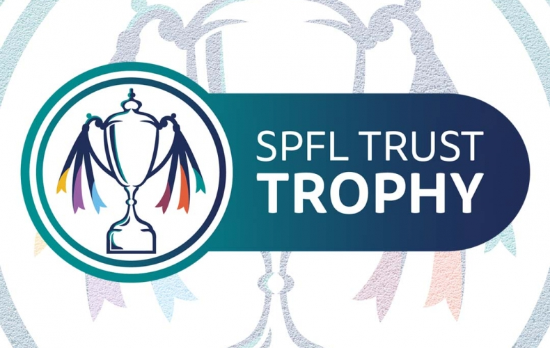 SPFL Trust Trophy match cancelled