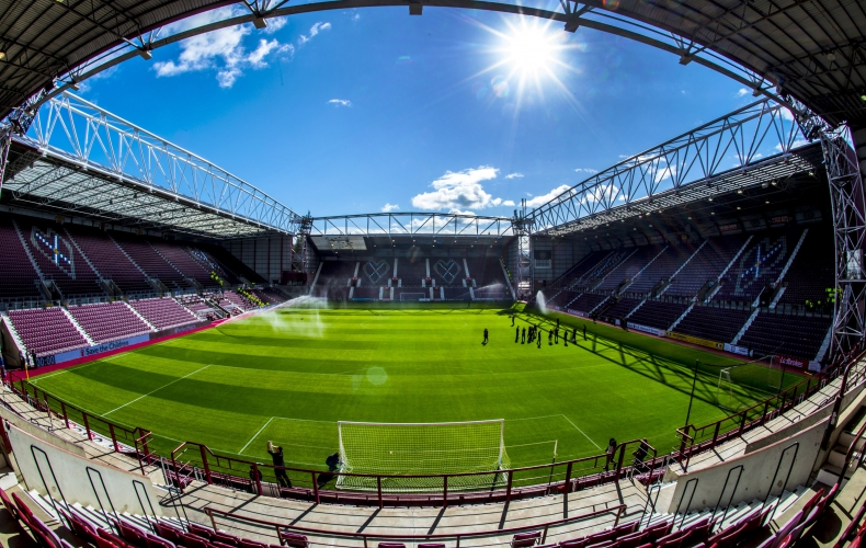 Tickets on sale for trip to Hearts