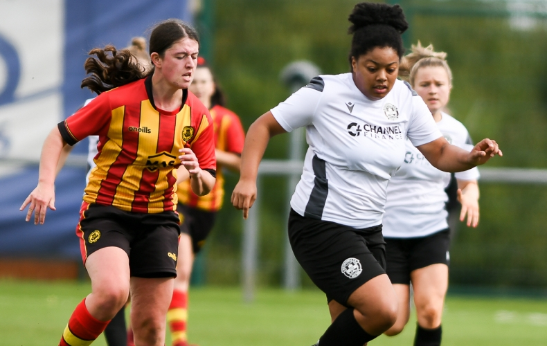 Defeat to Partick Thistle in SWPL1