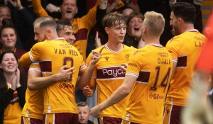 Motherwell 2-1 Ross County