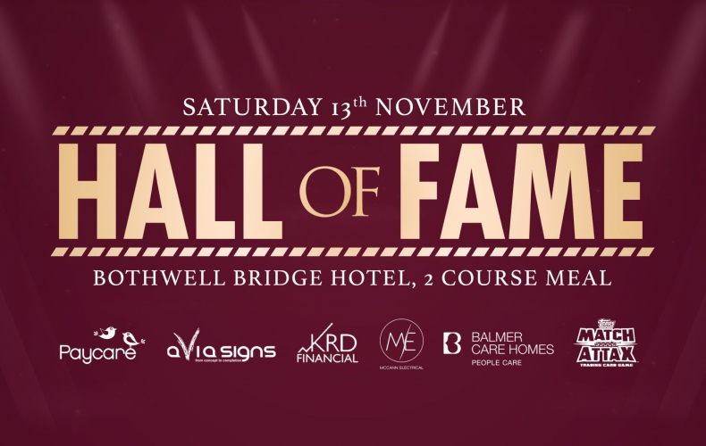 Get your tickets for our Hall of Fame event