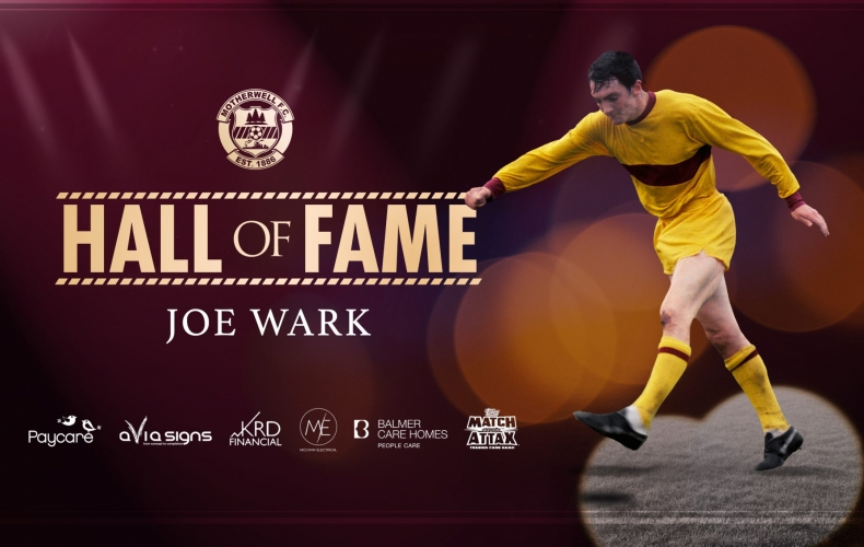 Joe Wark to join Hall of Fame
