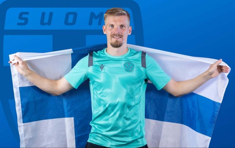Juhani Ojala named in Finland squad
