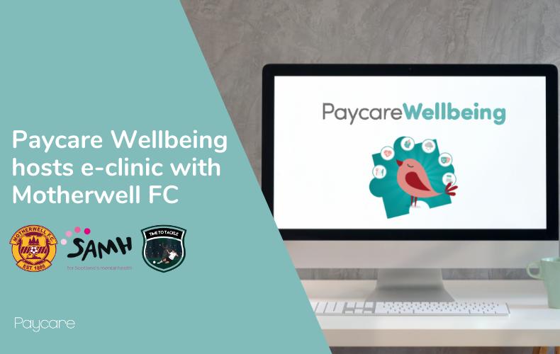 Paycare mental health awareness e-clinic