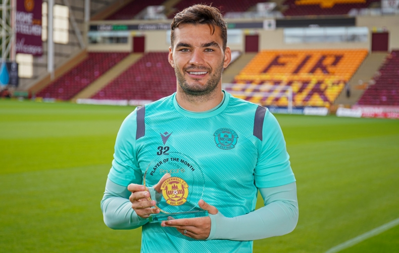 Tony Watt is your August player of the month