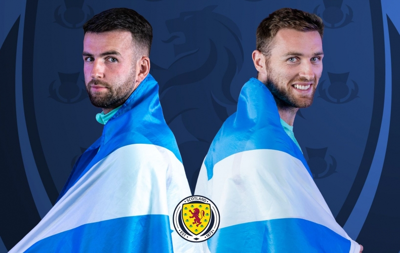 Kelly and O'Donnell named in Scotland squad