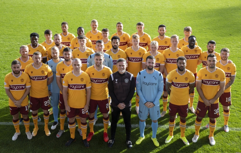 Players and staff join Well Society