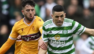 Motherwell 0-2 Celtic