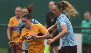 Victory over Hearts in SWPL1