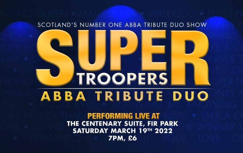 ABBA tribute night