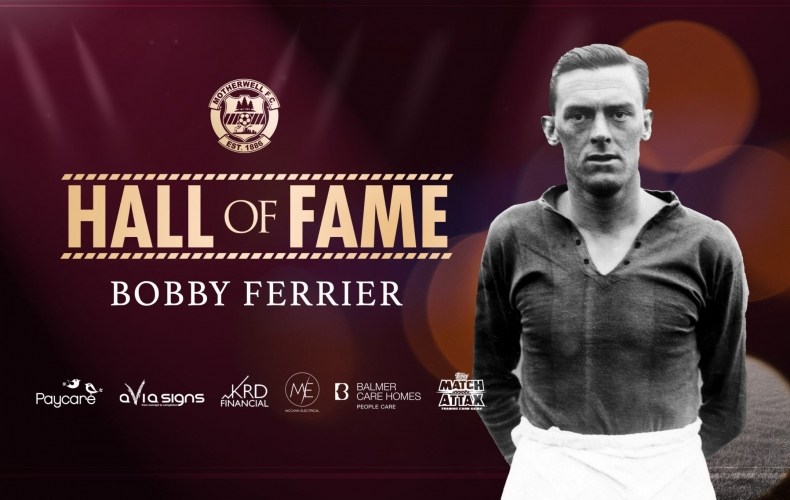 Bobby Ferrier to be inducted to Hall of Fame