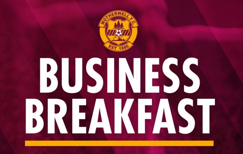 Business Breakfast returns