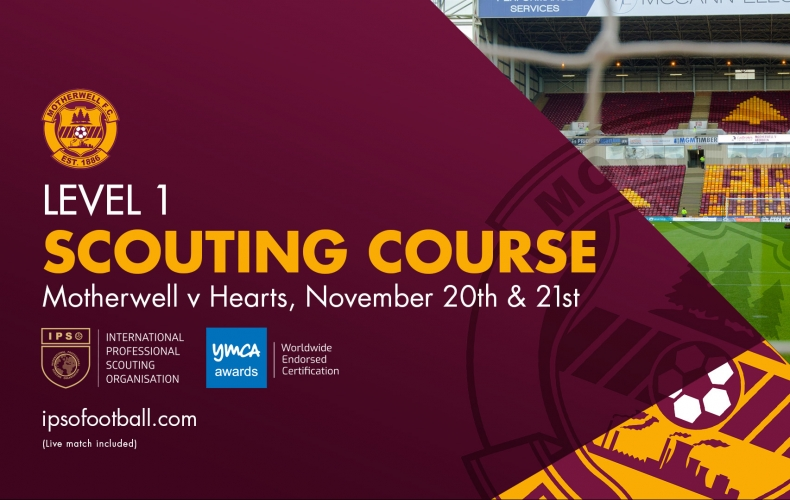 Join IPSO's first team scouting course
