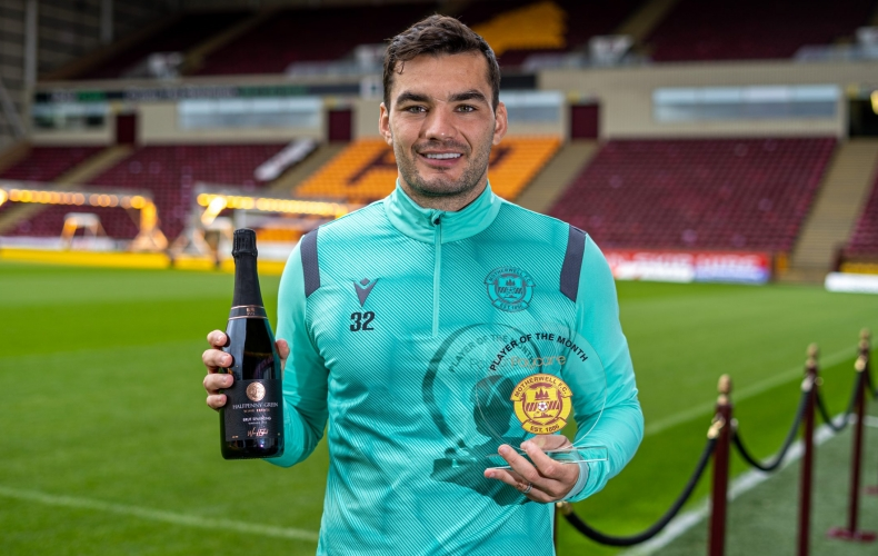 Tony Watt is your September player of the month