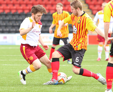 Partick Thistle 2 – 1 Motherwell U20s