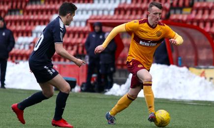 Motherwell U20s 3 – 0 Falkirk U20s
