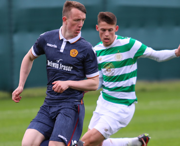 Under 20s win at Celtic