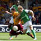 Hibs defeat in pictures