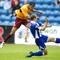 Kilmarnock 0-1 Motherwell