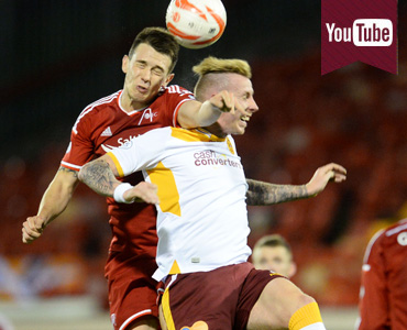 TV: Highlights from Pittodrie