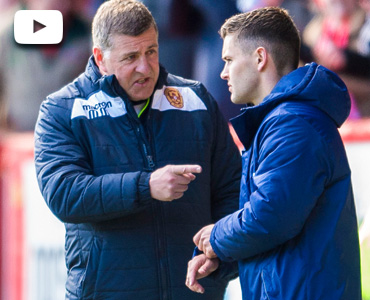McGhee – We looked jaded