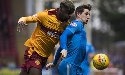 Motherwell 0 – 1 Aberdeen