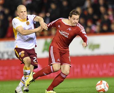 Aberdeen 1 – 0 Motherwell