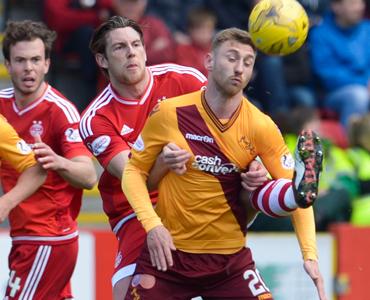 Aberdeen 4 – 1 Motherwell