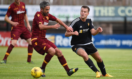 Albion Rovers 1 – 3 Motherwell
