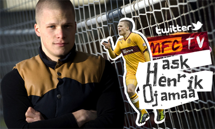 TV: Ask Henrik Ojamaa