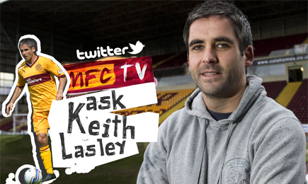 TV: Ask Keith Lasley
