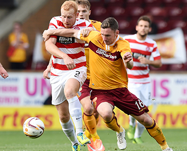 Bob McHugh joins Airdrie on loan